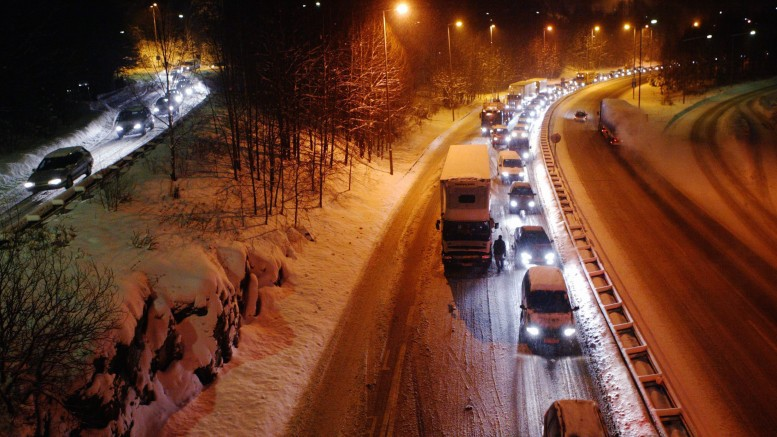 Trafic problems in Oslo Road Administration