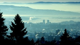 Picture of Oslo in the morning