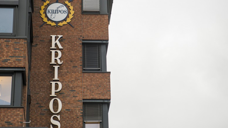 Exterior photo of Kripos at Bryn in Oslo.
