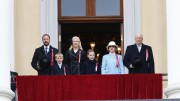 The Norwegian Royal Family