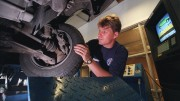The sales and repair of motor vehicles