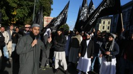 Radical Islamists demonstrate