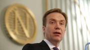 Minister of Foreign Affairs Børge Brende.