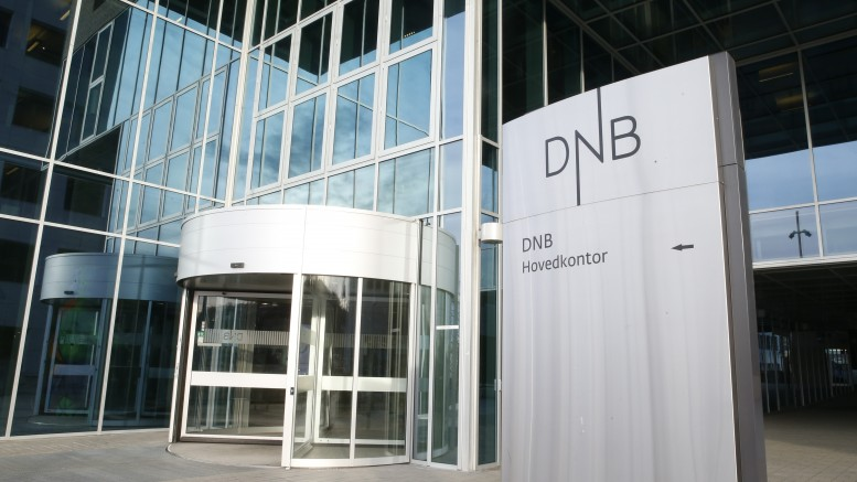DNB headquarters, in downtown Oslo.