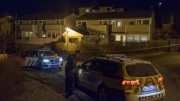 One person was found dead in a house in the district Hånes