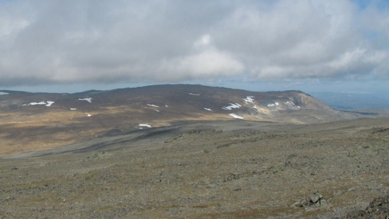 Controversy over mountaintop donated to Finland