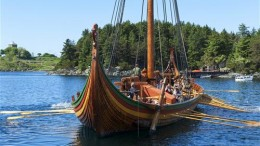 The Vikings of Norway's oldest throne