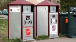 Norwegians good at clothing recycling