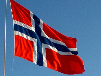 The Norwegian flag obituaries