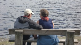 Older married couples