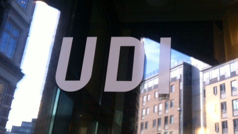 UDI Logo, minor asylum seekers