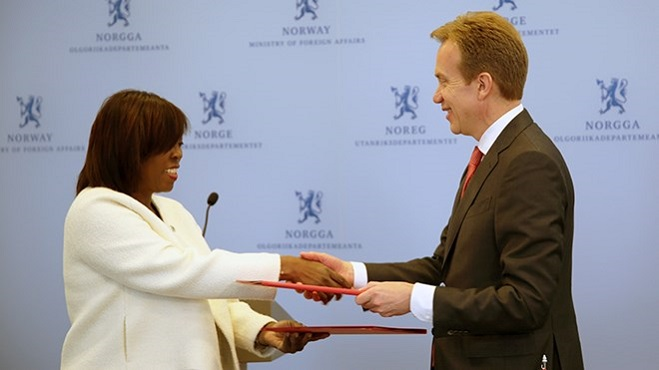 Norway has entered into a new partnership agreement with the World Food Programme (WFP)
