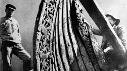 Oseberg Documents can get on UNESCO list
