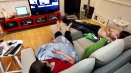 Scientists think TV may have made Norwegian boys dumber