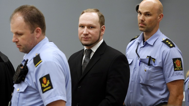 Will deny Anders Behring Breivik profile the political propaganda