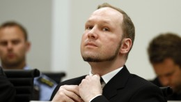 The trial on the mass murder`s prison conditions is starting in the gymnasium in Skien prison on the 15 of March