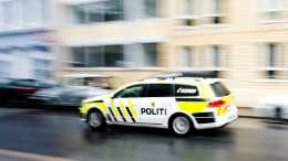 The police drove in 190
