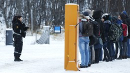 Lowest number of asylum seekers over 20 years