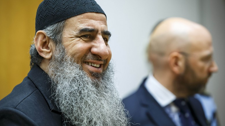 Krekar released after being acquitted of threats