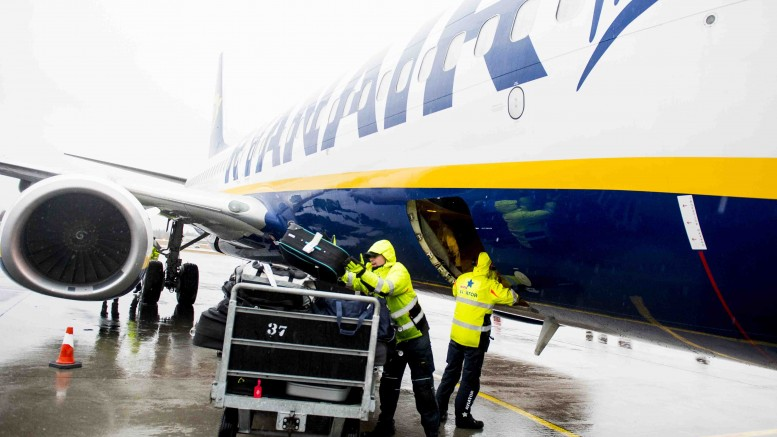 Ryanair's future at Rygge not settled