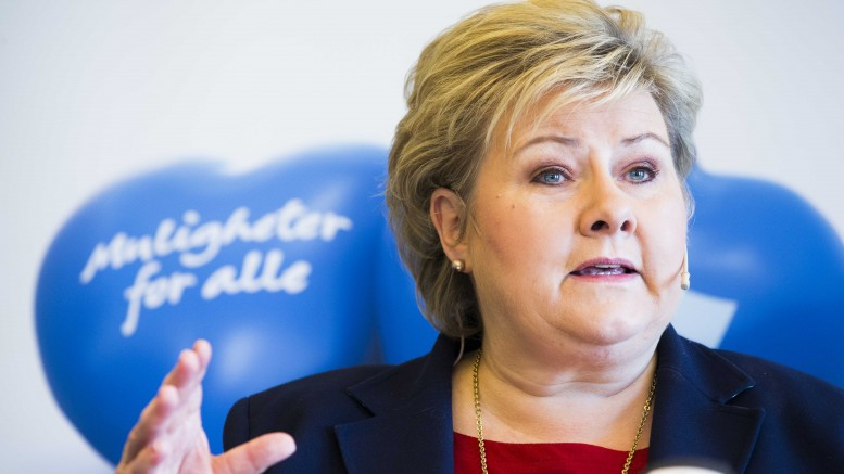 Solberg looks forward to meeting Obama