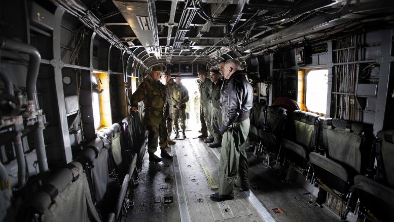 Military exercise to over 300 million