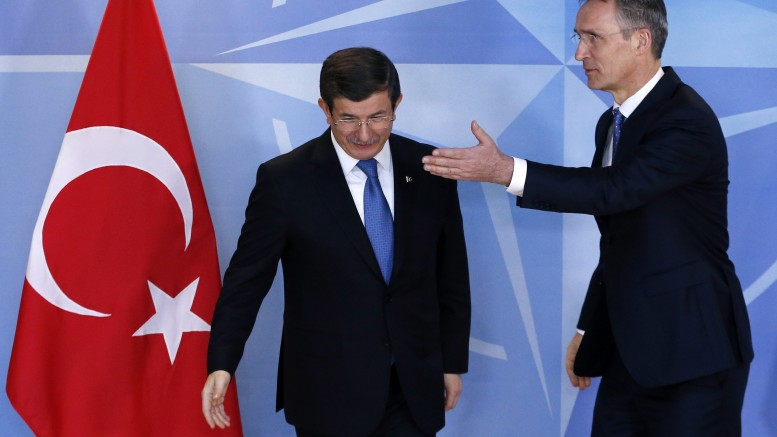 Stoltenberg said the ceasefire in Syria keeps