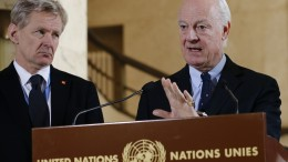 Egeland: Six besieged areas of Syria still without help