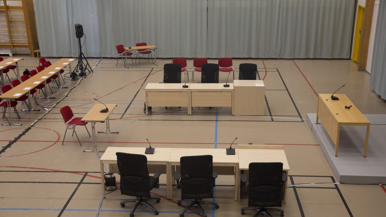 Skien prison rigged for high-profile trial