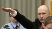 Breivik says the greeting was from Norse Utøya