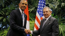 Obama: - Cubans decide their own future