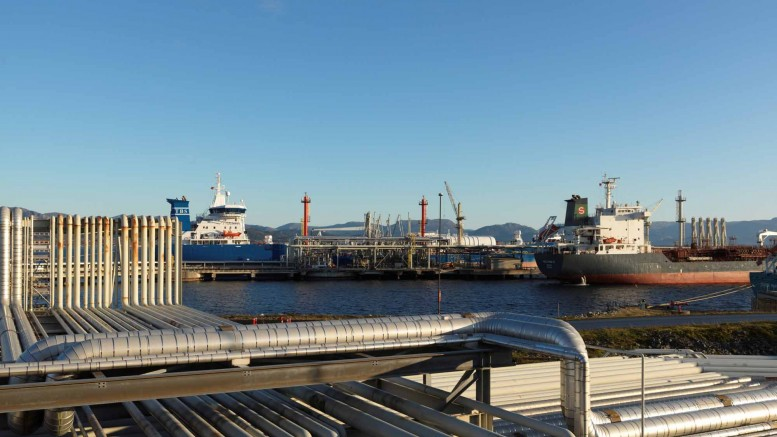 Statoil makes money at Mongstad