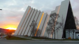 Midnight Sun Concert at the Arctic Cathedral