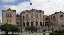 Parliament,Stortinget, 4 parties