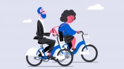The new city bikes are here