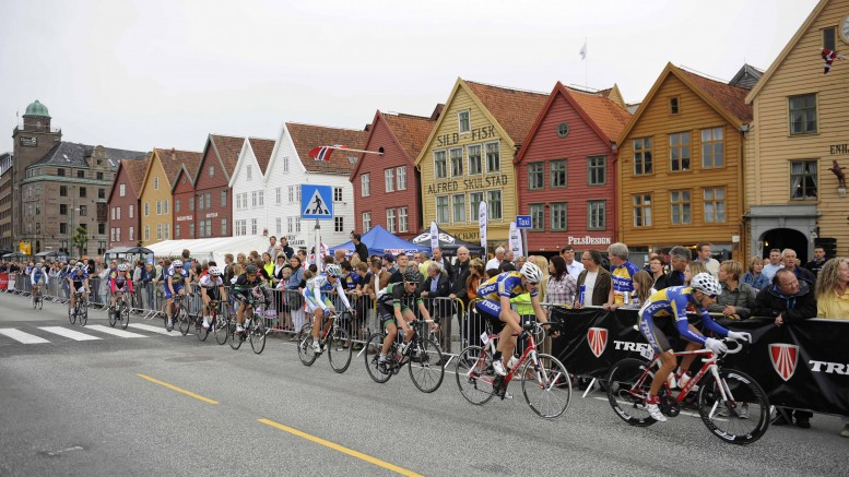 Bicycle Bergen cycling world championships