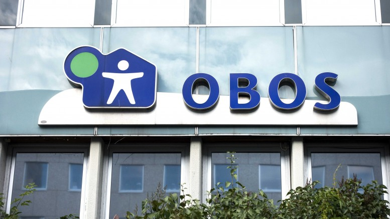 The prices for OBOS houses in Oslo rose with 11.5 percent