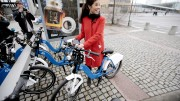 Oslo has been given new city bicycles