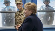 North Korean soldiers were spying on Solberg