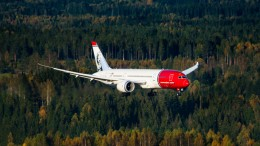 The airline Norwegian