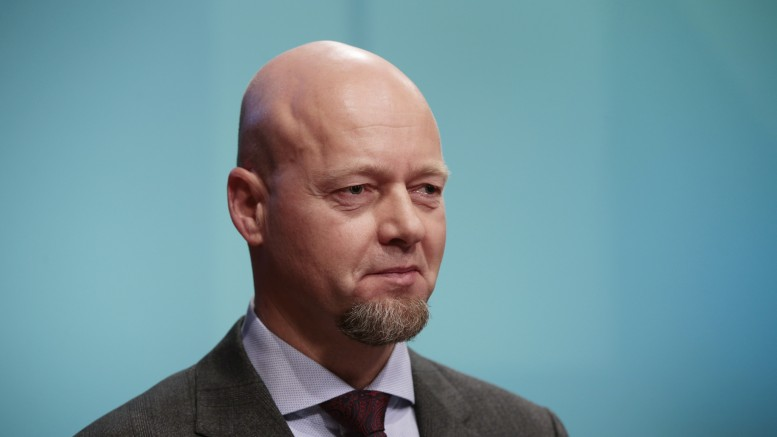 Yngve Slyngstad, CEO of Norges Bank Investment Management.