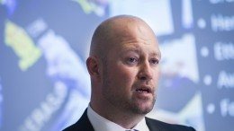Minister of Justice and Public Security Anders Anundsen ( Progress Party )