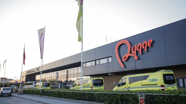 Rygge airport