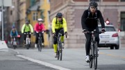 Bicycle traffic is increasing in Oslo