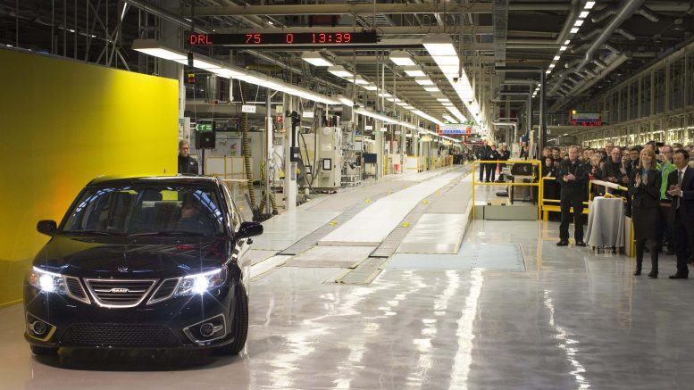 The Company NEVS (National Electric Vehicle Sweden)