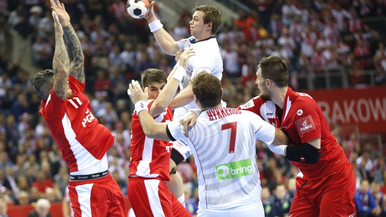 Norway will start the competition in Handball Championships with Poland