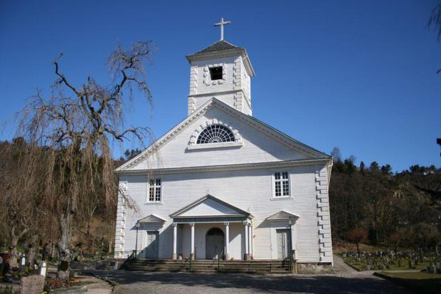 Mandal church, Norwegian Church