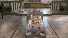 Memorial Service in Oslo Cathedral the year 2015