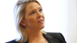 Minister of Immigration and Integration Sylvi Listhaug (Progress Party).Photo regjeringen.no