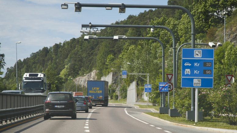 toll collection record